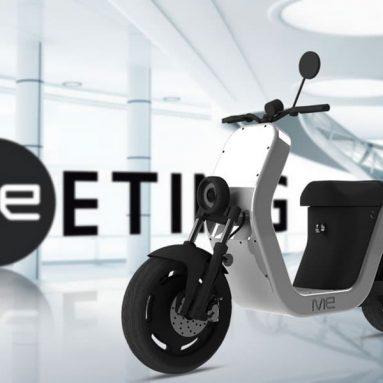 Móntate un ME, el scooter eléctrico Made in Italy que tú mismo diseñas