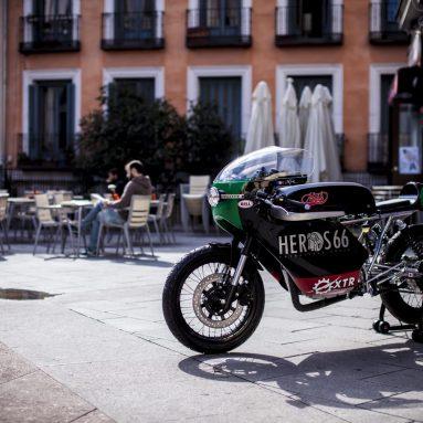 MASH 250 Cafe Racer Cafe Noir 2016 de XTR Pepo