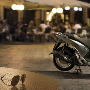 La nueva Honda Scoopy SH125i disponible la primera semana de octubre