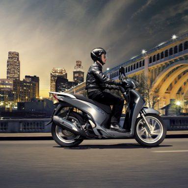 La nueva Honda Scoopy SH125i llegará este otoño