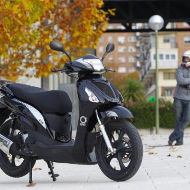 C5 125, el rueda alta de MX Motor
