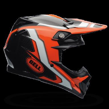 Edición limitada 2017, Bell Moto-9 Carbon Flex
