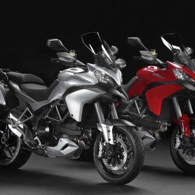 Ducati desvela la nueva gama Multistrada 2013