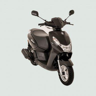 Peugeot Kisbee 100: nueva motorización, nuevas posibilidades