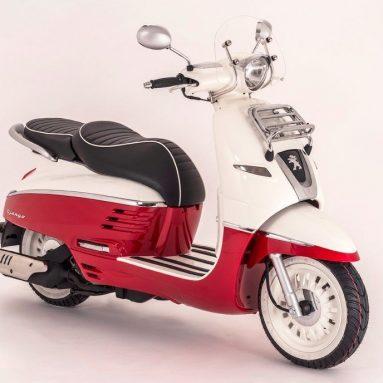 Nuevos Scooter Peugeot 2014: destacan los Django
