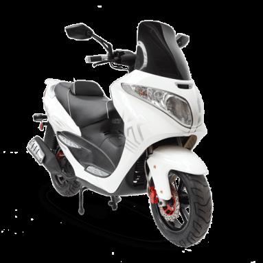 Los económicos scooters Riya ahora con 200 euros de descuento