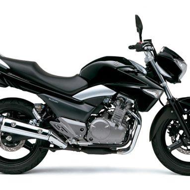 Suzuki Inazuma 250 2016