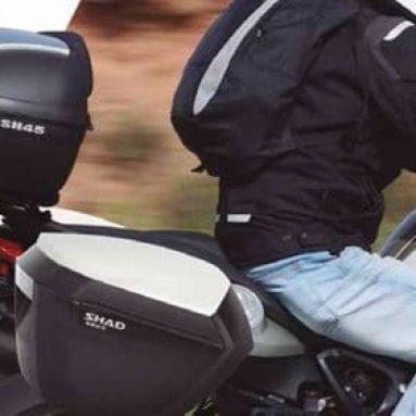 Completa tu moto con el nuevo juego de maletas SHAD SH23