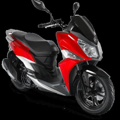 SYM JET 14 125cc del 2017: características y ficha técnica