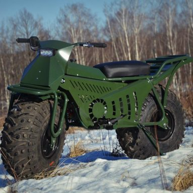 Taurus 2×2 20016: verdadera todo terreno de dos ruedas motrices rusa