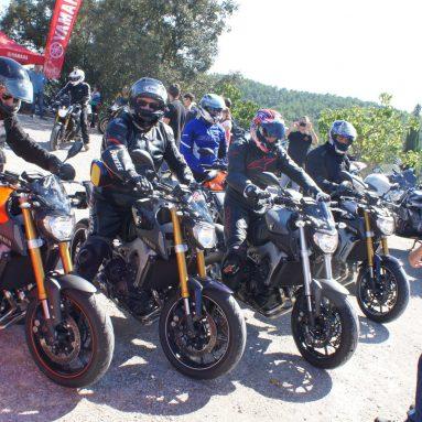 La Yamaha MT-09 pasa su primer test