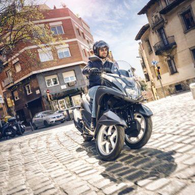 Yamaha Tricity 155 2016