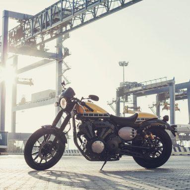 Yamaha XV950 Racer 60 Aniversario del 2016
