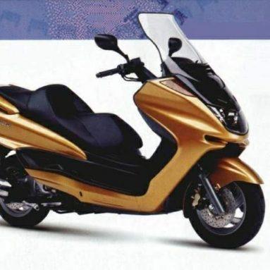 Yamaha YP250 Majesty 2003
