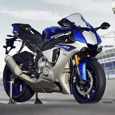 Yamaha YZF-R1 del 2015