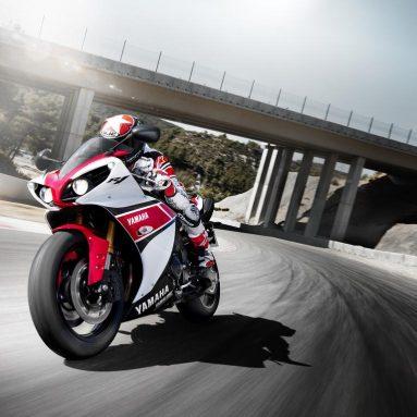 Yamaha YZF-R1 50 aniversario 2012