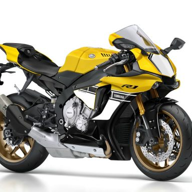 Yamaha YZF-R1 60 Aniversario del 2015