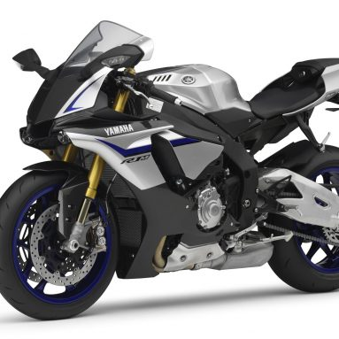 Yamaha YZF-R1M del 2015