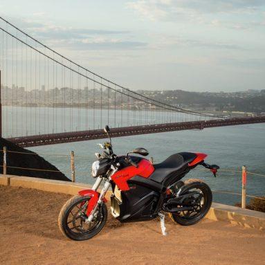 Zero Motorcycles SR 2016