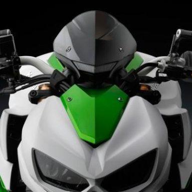 Así son los accesorios de Rizoma para la Kawasaki Z1000