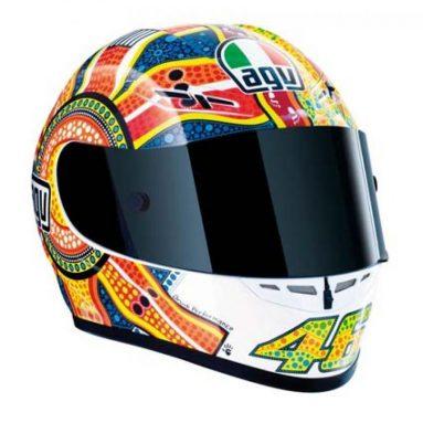 AGV presenta el GP Tech Dreamtime edición limitada Rossi