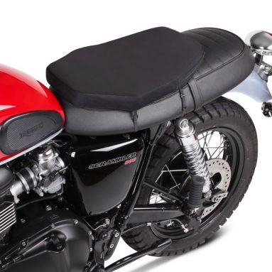 Cojín Confort para asiento moto Aire Tourtecs, imprescindible para tus viajes.