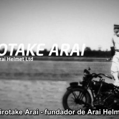 Así se fabrican los cascos Arai