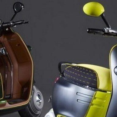 Así es el MINI Scooter E Concept