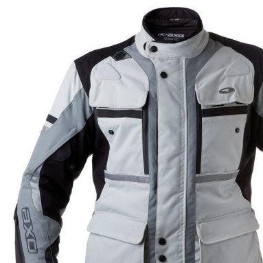 Cayman, la nueva referencia de AXO en chaquetas de trail y touring