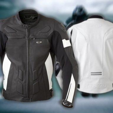 AXO XRV, tu chaqueta de piel con look más deportivo
