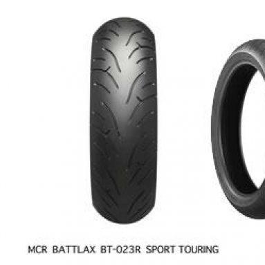 Battlax  BT-023, el nuevo neumático sport touring de Bridgestone