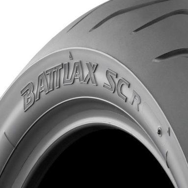 Bridgestone Battlax SC, un neumático de alto rendimiento para maxi scooters