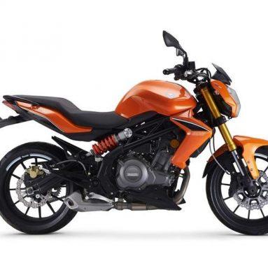 La Benelli BN 302 derivará en 2 nuevos modelos el próximo año