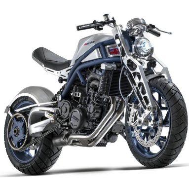 Avon presenta la concept bike Trailrider X-Over