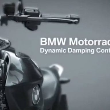 BMW Motorrad Dynamic Damping Control DDC