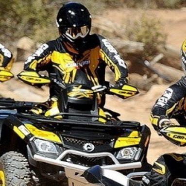 BRP lanza dos nuevos modelos de ATV en su gama CAN-AM