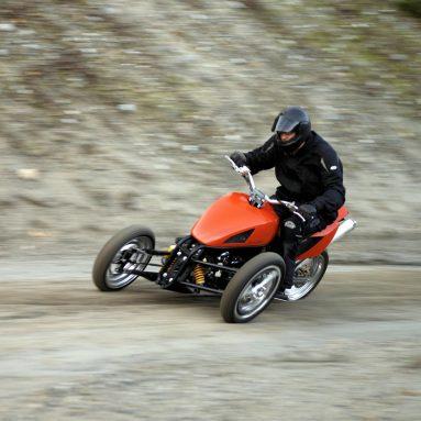 Brudeli 625L, otro triciclo de los muchos olvidados