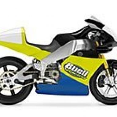 """Buell XBRR """"PRODUCTION RACING"""" 2006"""