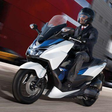 Scooter Honda Forza 125 2015