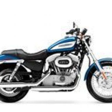 Harley-Davidson Sportster en 2005