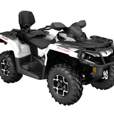ATV. Can-Am Outlander Max Limited 1.000 2015