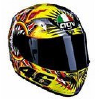 Casco AGV T-Tech, el espíritu racing de Il Dottore