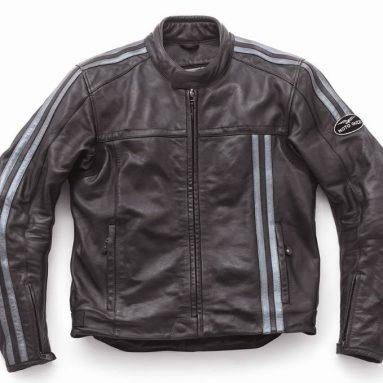 Racer y California: así son las chaquetas de Moto Guzzi de piel