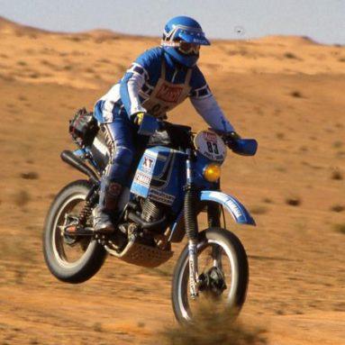 Comparamos la nueva Yamaha XTZ 660 Ténéré  con una del 91: vuelve la reina del desierto
