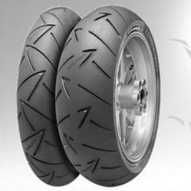 Continental presenta el nuevo neumático ContiRoadAttack 2