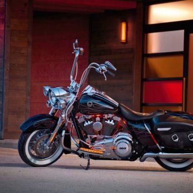Otra forma de ver la Harley-Davidson FLHRC Road King Classic