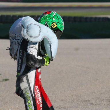 Dainese presenta el D-air® Racing, el nuevo air bag para el piloto