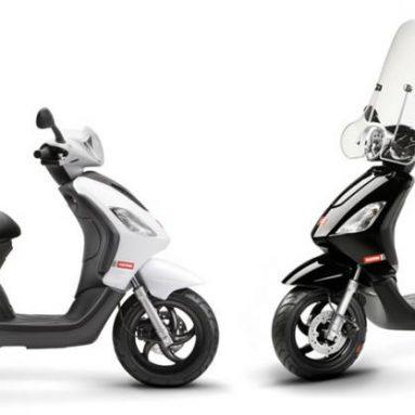Derbi completa la familia Boulevard con una nueva versión de 50 cc/2T