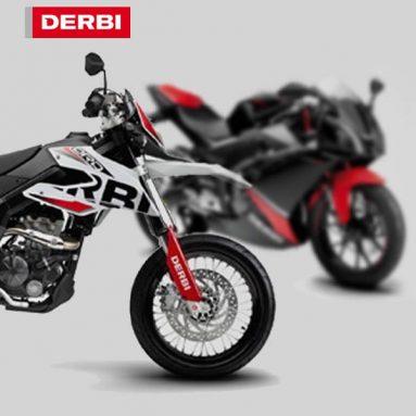 Disponibles los nuevos colores de las Derbi DRD y GPR