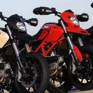Ducati Hypermotard 796 2009
